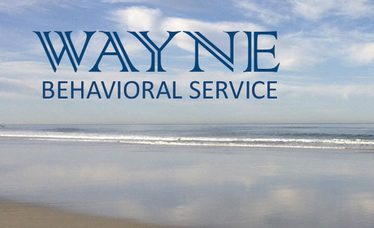 Wayne Behavioral Service Logo